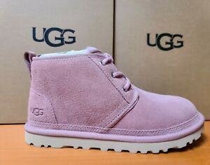 NEW Authentic UGG Women's Winter Boots Shoes Neumel Black Chestnut Pink Olive +