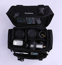 Camera Carry Case Canon Gadget Shoulder Bag 2400/9361 Black DSLR Travel Portable