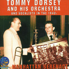 Tommy Dorsey, Tommy Dorsey & His Orchestra - Manhattan Serenade [New CD]