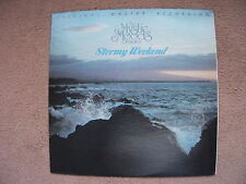 The Mystic Moods Orchestra - Stormy Weekend  Mobile Fidelity Unplayed LP