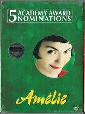New ListingNew Amelie (Dvd, 2002, 2-Disc Set, Special Edition) Jean-Pierre Jeunet, French