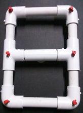 5 Clone Machine Bucket Manifolds Hydroponic 32 System w/ Riser EZ 360 Jets