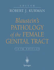 Blaustein's Pathology of the Female Genital Tract (5th Edition)-ExLibrary