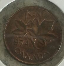 Copper Central American & Canadian Coins