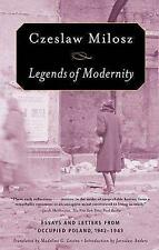 Legends of Modernity, Excellent, Milosz, Czeslaw Book