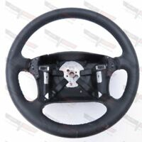 Corvette Original Leather Wrapped Steering Wheel 1990-1993