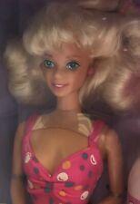 1992 Bath Blast Barbie doll NRFB Superstar face