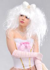 Womens White Renaissance Princess Wig