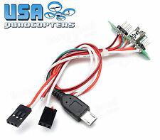 Replacement Bottom Board Cheerson CX-20 Quanum Nova USB Programming Gimbal 12v
