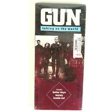 Gun - Taking on the World 1989 NOS Longbox Sealed CD