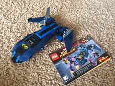 Lego 76022 Marvel X-Men Super Heroes Blackbird Jet Plane complete ONLY + manual