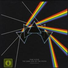 Dark Side Of The Moon Immersion Box (3 CDs, 2 DVDs, 1 Blu-ray) [Box-Set, CD+DVD, Original Recording Remastered] von Pink Floyd (2011)