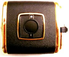 Gold Hasselblad A12 Film Magazine 120 Back for 500C/M 2000FCM Anniversary Camera
