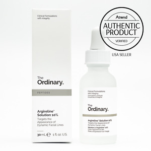 The Ordinary Argireline Solution 10%   USA SELLER   Authentic Product