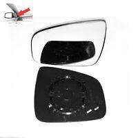 Left Side Door Wing Mirror Glass For Dacia Sandero 2008- Duster 2010 - Logan MCV