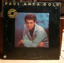 PAUL ANKA - PAUL ANKA GOLD - RARE SIRE STEREO 2 LP SET!