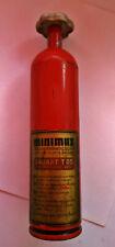 Ancien extincteur  MINIMAX pompier, voiture ancienne