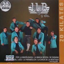J.L.b.y Cia 20 Kilates CD New Sealed Nuevo