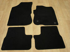 Peugeot 2008 (2013-on) Fully Tailored Car Mats Black
