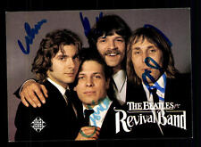 The Beatles Revival Band Autogrammkarte Original Signiert ## BC 64105