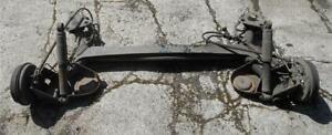 FIAT 500 REAR AXLE ABS 2008 - 2020 WITH ANTI ROLL BAR