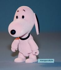 Peanuts Snoopy Qee Series 1 Pink 1/15 Rarity
