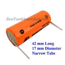 Braun Oral-B Triumph Professional Care Toothbrush Repair Battery, 42mm Lx17mm D