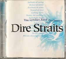 DIRE STRAITS - THE LONDEN ROCK ORCHESTRA - CD