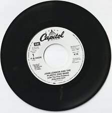 "John Lennon ""JEALOUS GUY"" 45 WHITE LABEL PROMO"