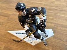 McFarlane Actionfigur 12 Inch NHL Mario Lemieux Pittsburgh Penguins SELTEN