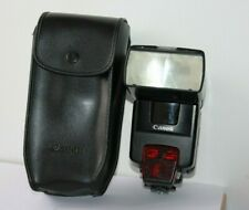 Canon Speedlite 550EX Shoe Mount Flash with Diffuser  Suitable For Digital SLR