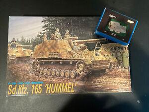Dragon Model Tank Sd.Kfz. 165 Hummel 1/35 JC #6004. With Resin Update