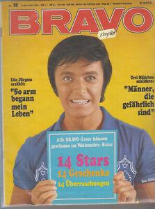 Bravo 1969 Nummer 50 komplettes Heft sehr guter Zustand.