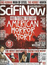 SciFi Now Magazine American Horror Story Doctor Who Harry Potter Michael Biehn