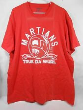 Trukfit Red Martians Feeling Spacey Tee *Size 2XL