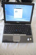 *** *** portátil restaurado DELL LATITUDE D420