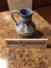 Wedgwood Jasperware Antique 1980 Jug/Pitcher