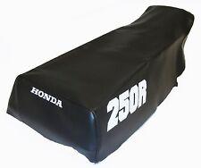 Honda TRX 250R TRX250R 86-89 Black Seat Cover Classic 250R TR021CHNBK