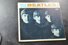 The Beatles Meet The Beatles Mono T2047 VG+/VG++ LP