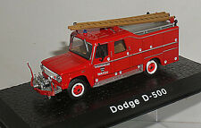 Atlas 1/72 Dodge D-500 Fire