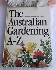 THE AUSTRALIAN GARDENING A-Z PRACTICAL HANDBOOK