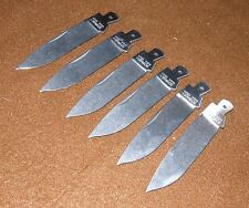 Lot  30 Schrade S467 Folding Knife Drop Point Blade 55UH Uncle Henry Stainless