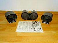 Technics SB-CSS200 Center Channel / Surround Speaker System, 2 Jahre Garantie