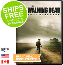 The Walking Dead Complete Second Season 2 (DVD, 2015) NEW, Sealed, AMC, Zombies