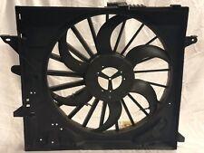 2003-2009 OEM Jaguar S Type XJ8 Radiator Engine Cooling Fan & Shroud C2P16825