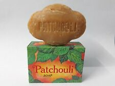 2X Patchouli Soap 75 Grams Each pack Natural Flavour Animal Fat Free Soap