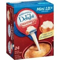 INTERNATIONAL DELIGHT CREAMER SINGLES Flavor choices Pick one