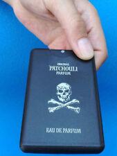 Patchouli Parfum mit Sandelholz NEU 20ml -Taschenzerstäuber - schwarz