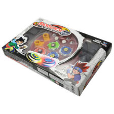 Metal Fusion Master Masters Beyblade Fight Launcher Rare Toy Set 4D for Children