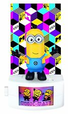 Despicable Me Music-Mate Minion Tim Toy Figure With Voice & Music - BRAND NEW